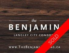 Langley City Condo for sale:  2 bedroom 764 sq.ft. (Listed 2016-12-14)